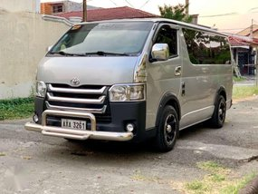 2015 Toyota Hi-Ace Commuter Diesel Manual FOR SALE