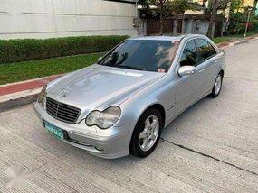 2001 Mercedes Benz Kompressor C200 for sale