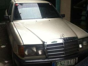 I''m Selling My 1989 W124 Mercedes Benz 260E