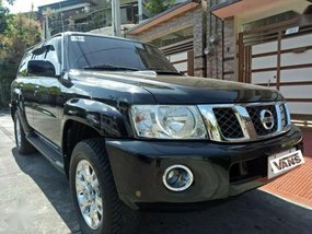 2010 Nissan Patrol 4x4 Automatic Transmission Diesel engine