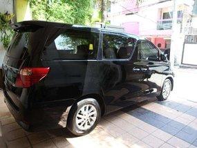 2013 Toyota Alphard V6 for sale