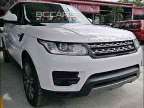 Brandnew 2018 LAND ROVER Range Rover Sport Supercharged Gas