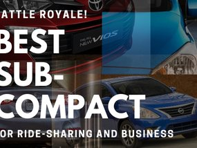Top 4 Best Sub-Compact Sedans for Ride-Sharing in the Philippines