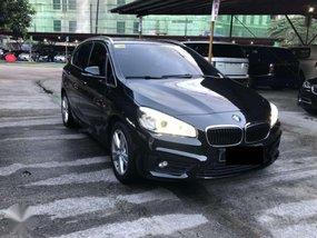 2016 BMW 218i Low mileage 5k Black