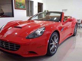 For sale 2013 Ferrari California f1 v8 engine