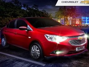 Chevrolet Sail 2018 FOR SALE