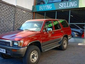 Toyota SR5 4 Runner 1990 for sale