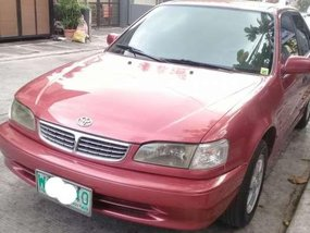 TOYOTA Corolla gli baby Altis 2000 model all power manual