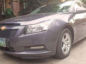2013 Chevrolet Cruze MT FRESH and LOW MILEAGE