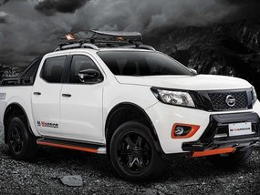 Nissan PH officially launched the all new Nissan Navara N-Warrior Edtion 2019