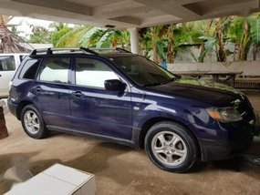 Mitsubishi Outlander 2004 for sale