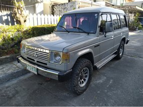 1990 MITSUBISHI Pajero Box type turbo diesel
