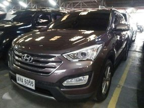 2015 Hyundai Santa Fe 22L 6AT diesel for sale