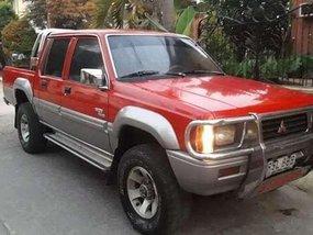 1995 mdl Mitsubishi L200 for sale