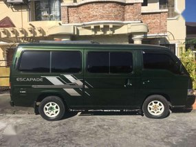For Sale Nissan Urvan Escapade 2005 model