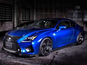 Lexus RC F Novel 2015 for sale