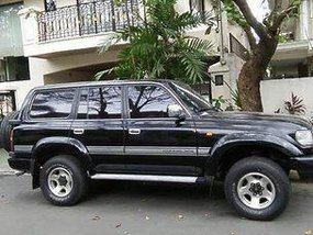 Toyota Land Cruiser 1996 for sale