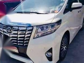 2017 Toyota Alphard for sale