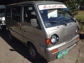 Suzuki MULTICAB Minivan 2013 model
