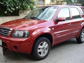 2008 FORD ESCAPE . automatic - all power - very smooth - very fresh