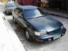 Toyota Corona 1997 manual exsior for sale