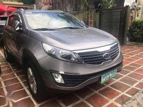 Kia Sportage 2011 Mineral Silver FOR SALE