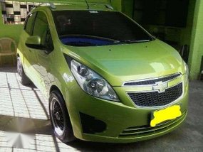Selling Chevrolet Spark lt (top of the line)