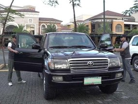 BULLETPROOF 2003 Toyota Land Cruiser (Level BR6) - Only 3.95M (Neg)