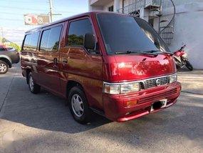 Nissan Urvan Escapade 2008 12 seater 2.7 diesel Engine