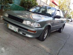 Toyota Corolla 1991 model for sale
