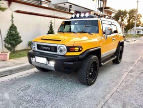 2017 Toyota Fj Cruiser for sale