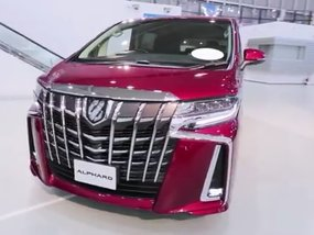 Toyota Alphard 2019 for sale