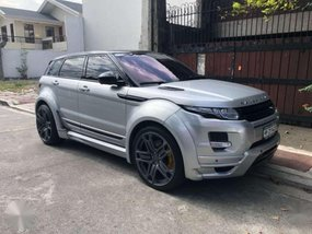 2016 Land Rover Range Rover Evoque SD4