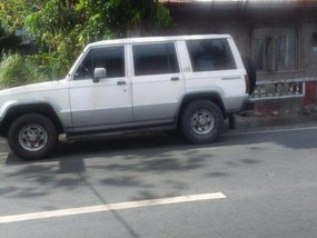 Isuzu Trooper 1st gen 1991 for sale
