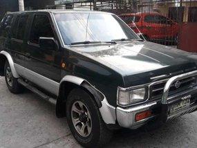 1996 Nissan Terrano 4x4 Manual Gasoline