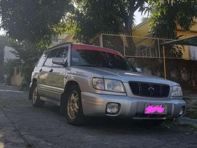Rush for sale Subaru Forester Sf5 2002