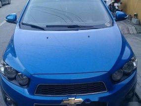 2015 Chevrolet Sonic 1.3 LTZ for sale