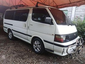 Toyota Hiace 1997 model for sale