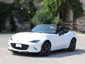 Mazda MX5 2016 MT soft top coupe for sale