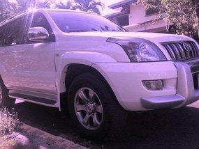 2008 Toyota Land Cruiser Prado Diesel AT