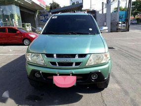 Isuzu Sportivo 2006 manual for sale