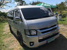 2012 Toyota Hiace GL Grandia Manual Diesel for sale