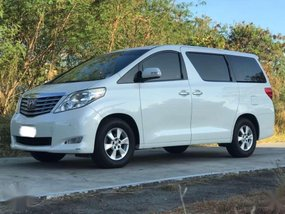 2012 Toyota Alphard AT for sale