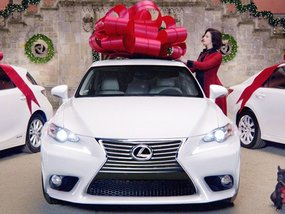 5 special occasions to give someone a car as a gift