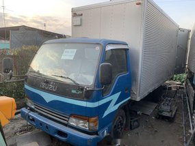 2019 Isuzu Elf NPR 14Ft Close van for sale