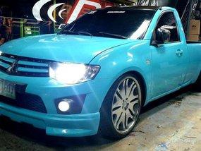2014 Mitsubishi L200 Stradafor sale