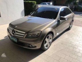2010 Mercedes C200 CGI for sale