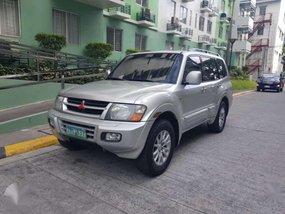 2002 Mitsubishi Montero CK for sale