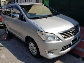 2013 Toyota Innova E Diesel Automatic for sale