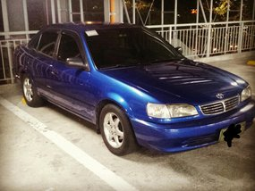 Toyota Corolla xe lovelife 2001 for sale